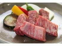 ★1番人気会席 花水木コース★に追加料理 一口ステーキ付き!プラン