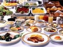 ◇朝食 和洋バイキング ヘルシーなメニューにバラエティーに富んだメニューの数々をご用意しております◇