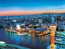 神戸にはおすすめ夜景スポットがいっぱい