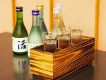 【利き酒セット】名水の地・山梨が誇る日本酒を味わう!約40品目充実の和洋中バイキング