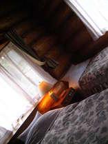 2方向から入る陽射しでお部屋に居ながら森林浴気分(4部屋)
