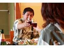 ~秋を感じる大人旅~舞茸三昧≪土瓶蒸し・天麩羅・舞茸ご飯≫'レタスビール'1本サービスの特典付き♪
