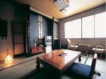 客室は全て懐かしい雰囲気の純和室
