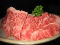 【女将の郷土料理】プチ国産牛ステーキ+貸切陶器風呂プラン