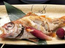 ★浜田の高級魚★一口食べれば殿様気分!『のどぐろの煮付けプラン』(夕部屋食)