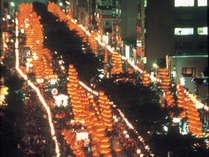 秋田竿燈祭りへようこそ♪素泊まりプラン