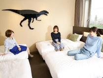旅の楽しみは気の置けない友人や家族でワイワイ談笑すること。そんな旅にピッタリのホテルです。
