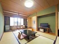 【東館客室】落ち着いた雰囲気のお部屋です