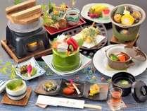 日帰り入浴・食事付プラン 会席コース(料理イメージ)