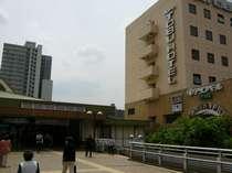上尾駅から徒歩1分
