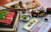 趣向をこらした前菜と 毎朝仕入れる魚介類 そして名物かわら焼き付き☆,兵庫県,加古川温泉 みとろ荘
