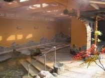 竹に囲まれた露天風呂 寝湯もありますH19年11月完成 H21年6月さらにリニューアル,兵庫県,加古川温泉 みとろ荘