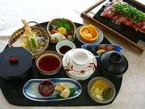 和御膳+かわら焼き付(内容・器は変更になる場合がございます),兵庫県,加古川温泉 みとろ荘