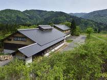 白山の自然に抱かれた ザ・ゲストハウス 望岳苑 (石川県)
