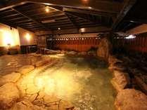 大浴場「マハイナ塩泉」2