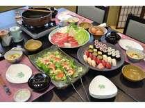 ☆彡【夏休みスペシャルプラン】4組限定ファミリーや女子会4名30,240 円新しい夕食スタイルで!