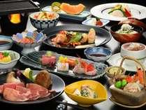 和の中にも中国料理も「和中折衷膳」
