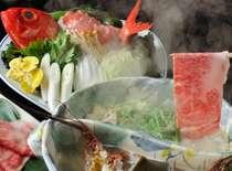 【2018年冬の特別会席】リニューアルオープン後は新しくなった金目鯛の鍋をご提供いたします