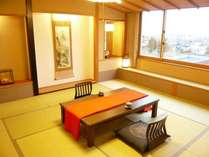 露天風呂付き客室(12.5畳)