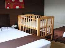 赤ちゃんと一緒におでかけ ☆スイートルーム☆