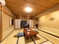 10畳タイプ客室一例