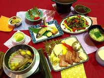【夕食付】軽井沢の旬の食材をアレンジしたご夕食