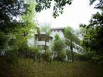 津山・奥津の格安ホテル ホテルたけべの森