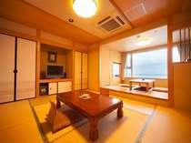 海側限定!少し贅沢な和室(陶器風呂付き)!