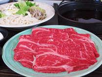 【すき焼きコース】牛すき焼き
