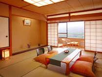 【さんさ亭本館】和室12.5畳(一例)