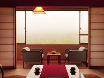 【さんさ亭本館】特室 和室12.5畳(一例)