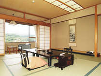 【さんさ亭本館】特室和室12.5畳(一例)