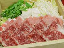 【青龍会席】牛&国産豚のセイロ蒸し