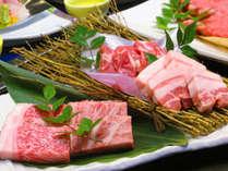 ブランド肉の食べ比べ