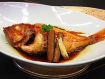 <春>【宮城の味覚‐蔵王会席‐】大鍋で「A5ランク仙台牛のすき焼き」とまるごと1匹「吉次の煮付け」