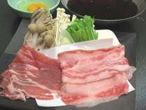 H30年 冬 仙台牛&蔵王和豚すき焼き