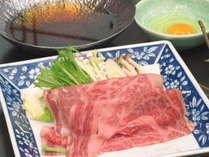 2019年夏 仙台牛のすき焼き