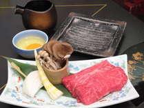 2019秋 仙台牛のすき焼き陶板
