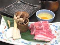 2019秋 蔵王和豚のすき焼き陶板