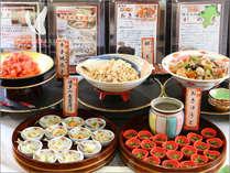 博多名物、郷土料理を多数ご用意。福岡の味、九州の味をお楽しみ下さい。