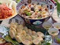 【福岡郷土料理】郷土料理を中心とした朝食バイキング1,320円♪
