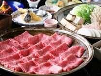 とろけるような牛肉をすきやきで味わう~神戸牛すきやき鍋
