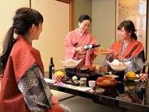 お部屋でゆったり。お部屋食のプランも豊富にご用意!