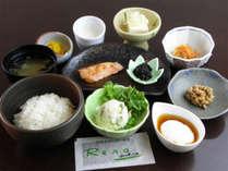 *朝食一例/ヘルシーで体に優しい和朝食をご用意いたします。