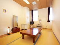 *和室6畳(一例)/1~2名様のご利用に。シンプルな和室でリラックス。