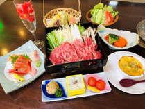 *今金黒毛和牛コース一例/ここでしか食べられない幻のお肉!※実際のお料理は画像と異なります