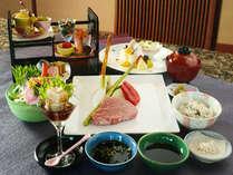 □【グルメプラン】 国産牛フィレステーキコースで贅沢ステイ -本館-