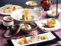 □【お手軽プライス】 旬の食材を活かした友禅会席プラン -本館-
