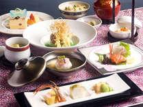 □■早得14■QUOカード¥500プレゼント♪ 旬の食材を活かした友禅会席プラン -本館-