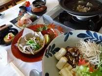 ぷるぷるコラーゲン☆月とスッポン 美肌鍋プラン☆/夕食:レストラン